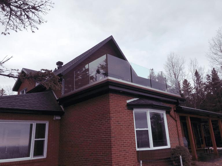 Rénovation d'un balcon